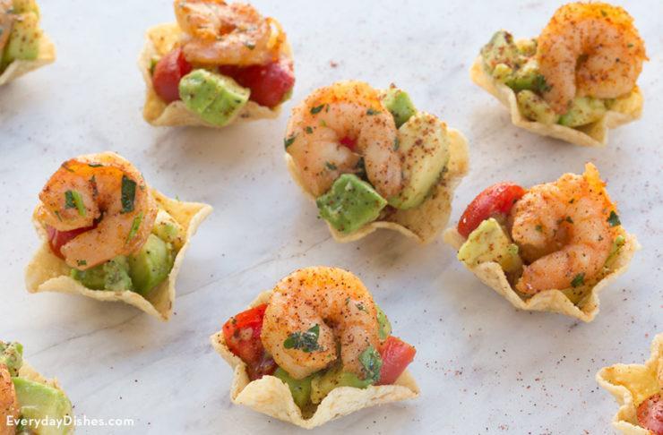 Chipotle Shrimp Appetizer Recipe