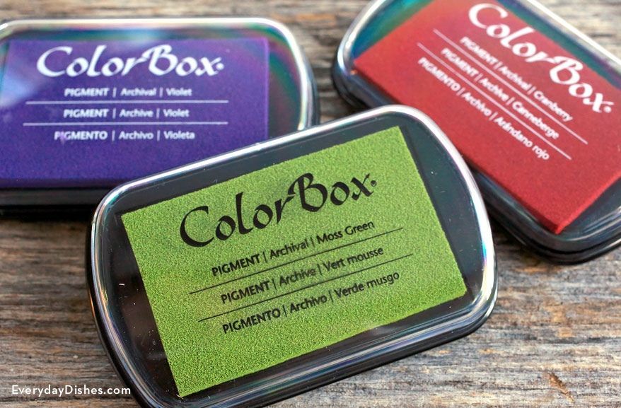 Clearsnap Inks Color Box