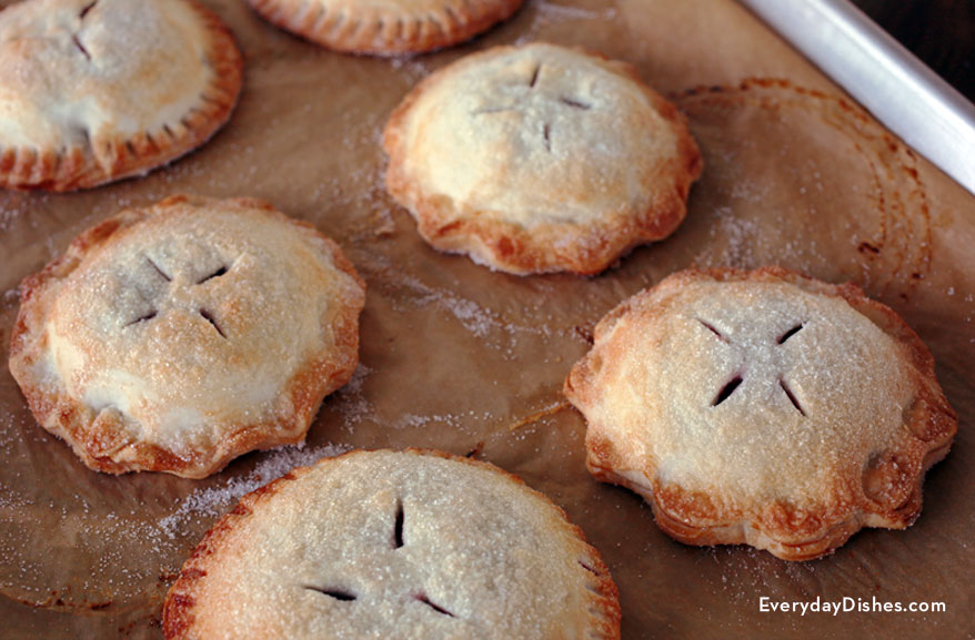 How to Make Cherry Hand Pies Video