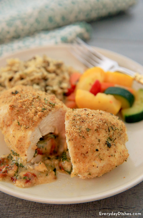 Easy Garlic Broiled Chicken Recipe — Dishmaps