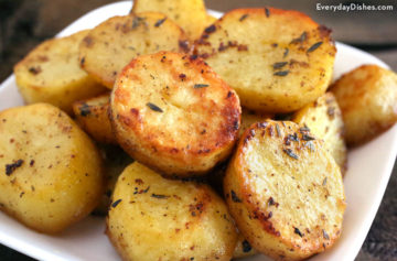 Melting potatoes recipe