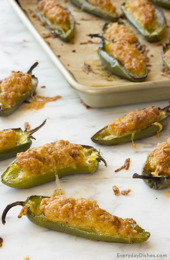 Jalapeno Pepper Poppers Recipe Video