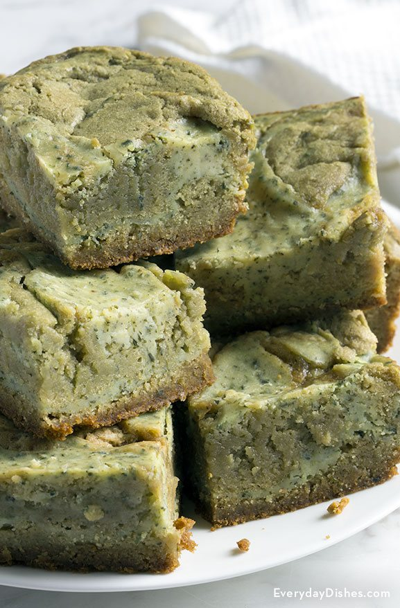How to Make Matcha Blondies forecast