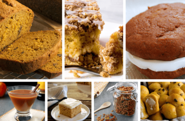 7 Pumpkin Spiced Recipes