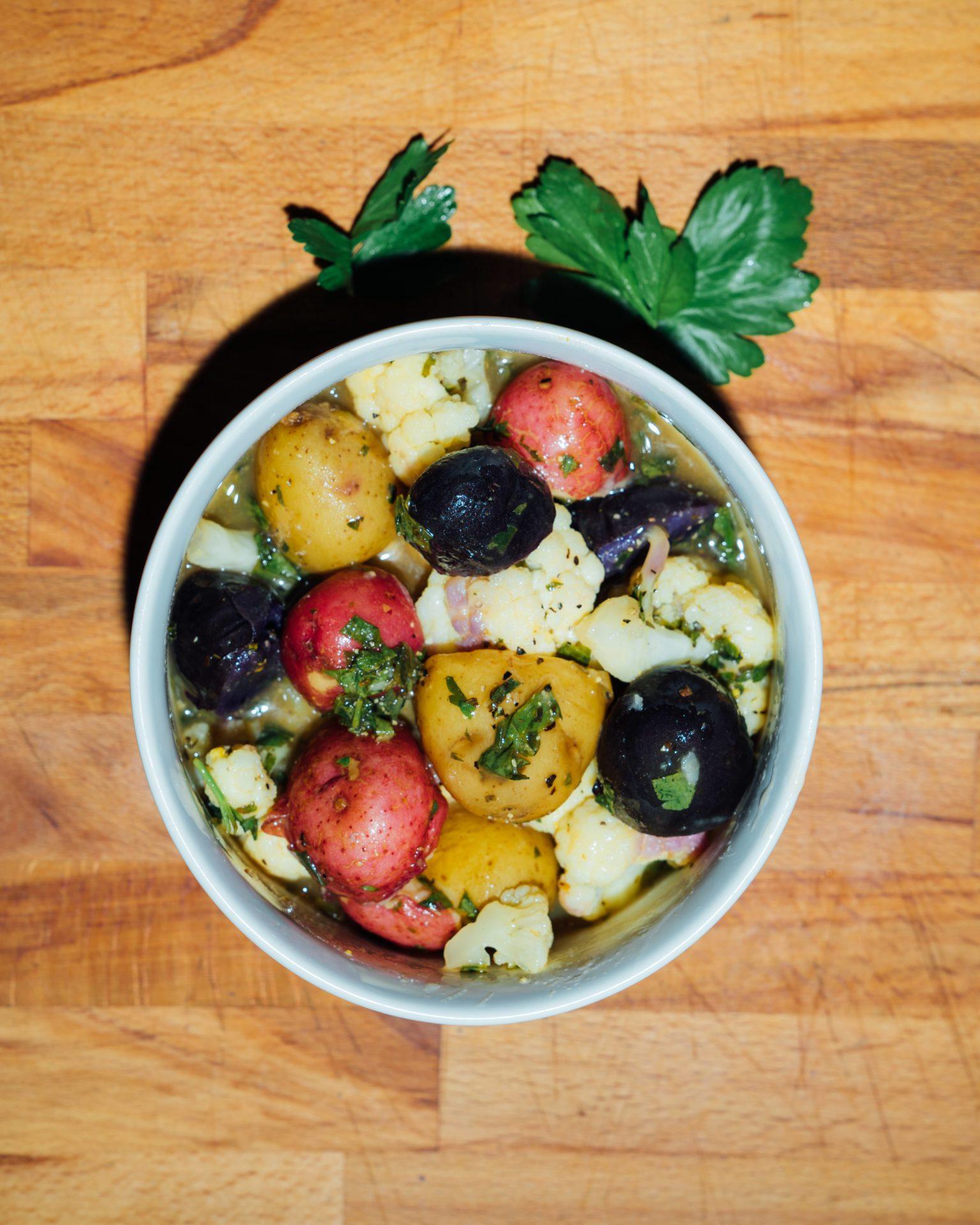Instant Pot Potato Salad Everyday Dishes