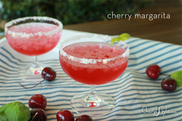 cherylsays-cherry-margarita-cherylstyle bing cherry margarita