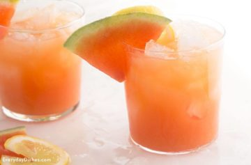 Fruity Watermelon Cocktail