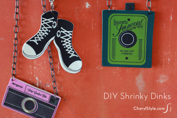 Create unique Shrinky Dinks jewelry and accessories with printables