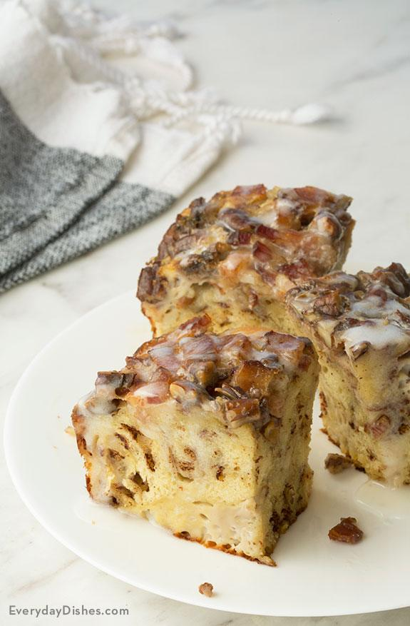 Challah French Toast Casserole Recipe
