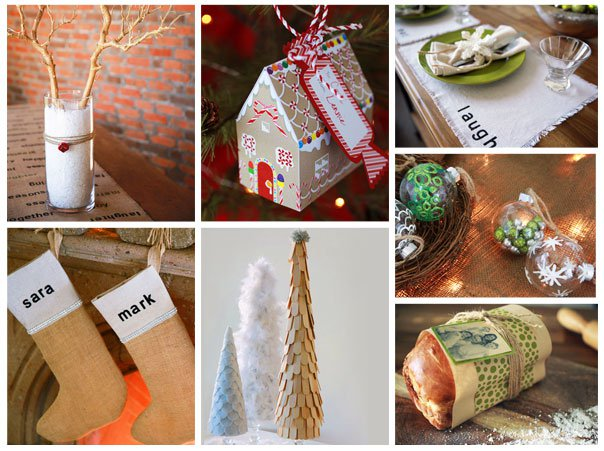 7 DIY Christmas decorations and gifts for an inspired holiday season! | CherylStyle.com