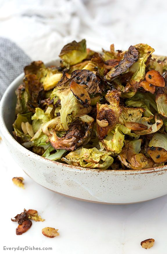 Balsamic Roasted Brussels Sprouts Recipe