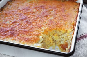 Hasbrown casserole recipe