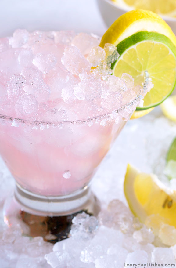 Pink lemonade margarita recipe