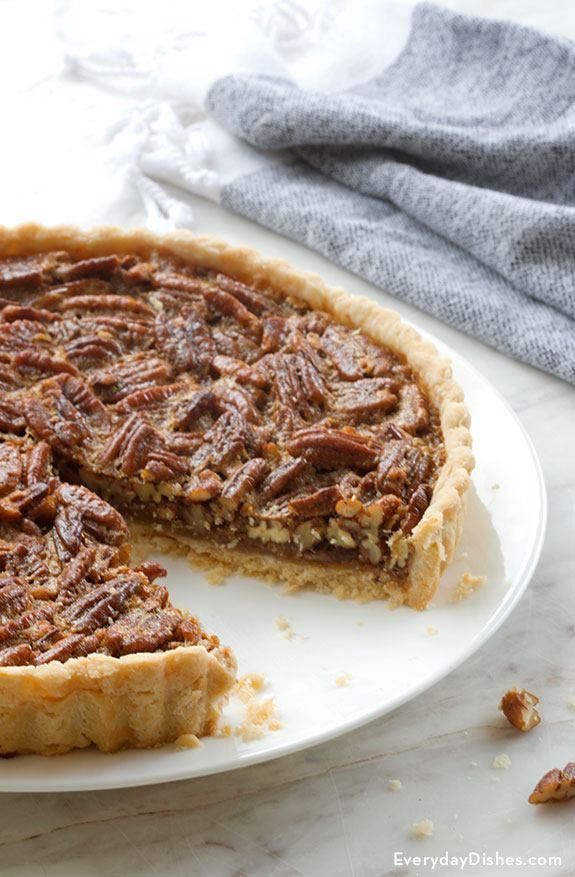 Pecan Pie Tart Recipe