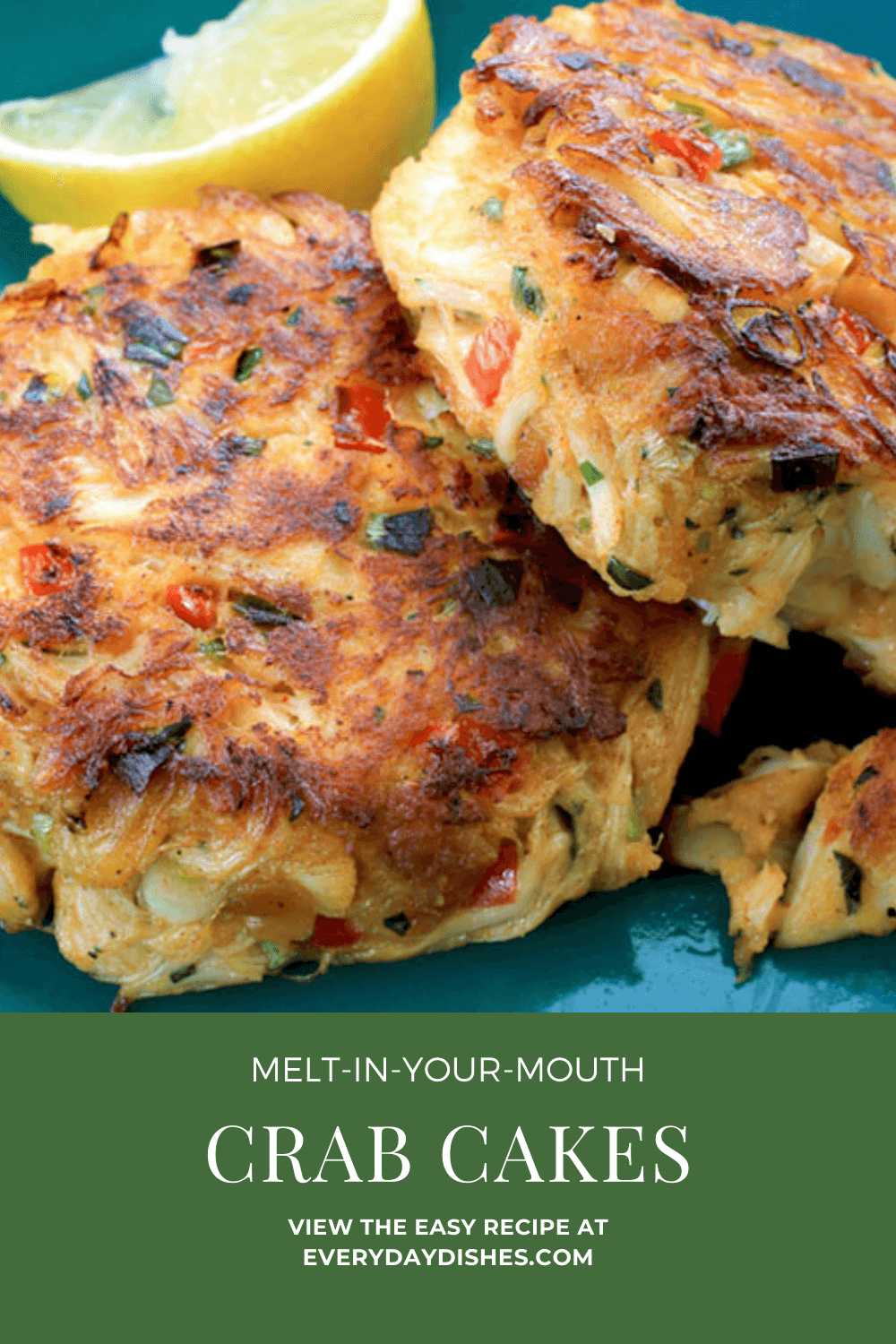 melt in your mouth Crab Cakes best crab cakes recipe how to make delicious crab cakes