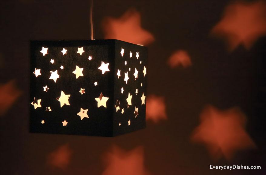 Diy Paper Lantern Craft