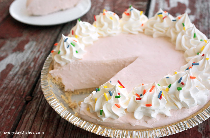 No-bake lemonade pie recipe
