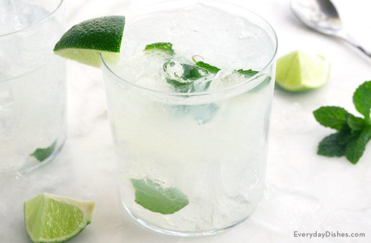 Vodka Mojito Recipe
