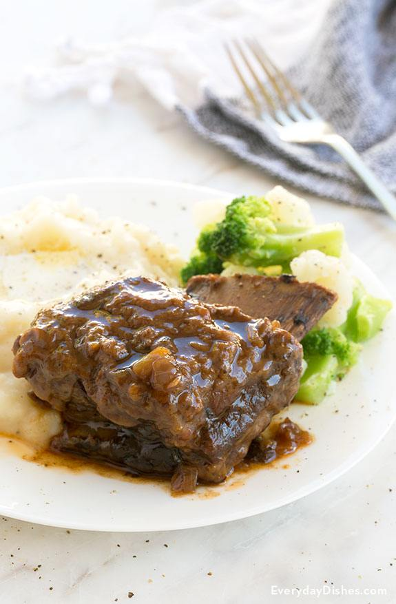 Braised Short Ribs Recipe Video