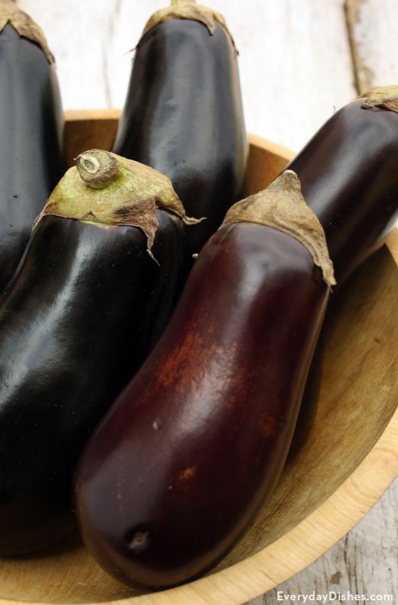 How to make roasted eggplant recipe video