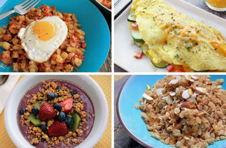 4 hearty breakfast recipes