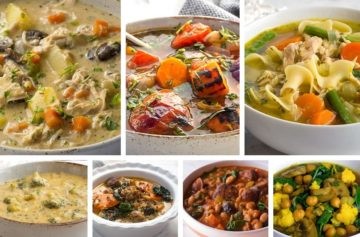 7 tantalizing soup recipes to try this week
