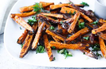 Crispy Air Fryer Sweet Potato Fries