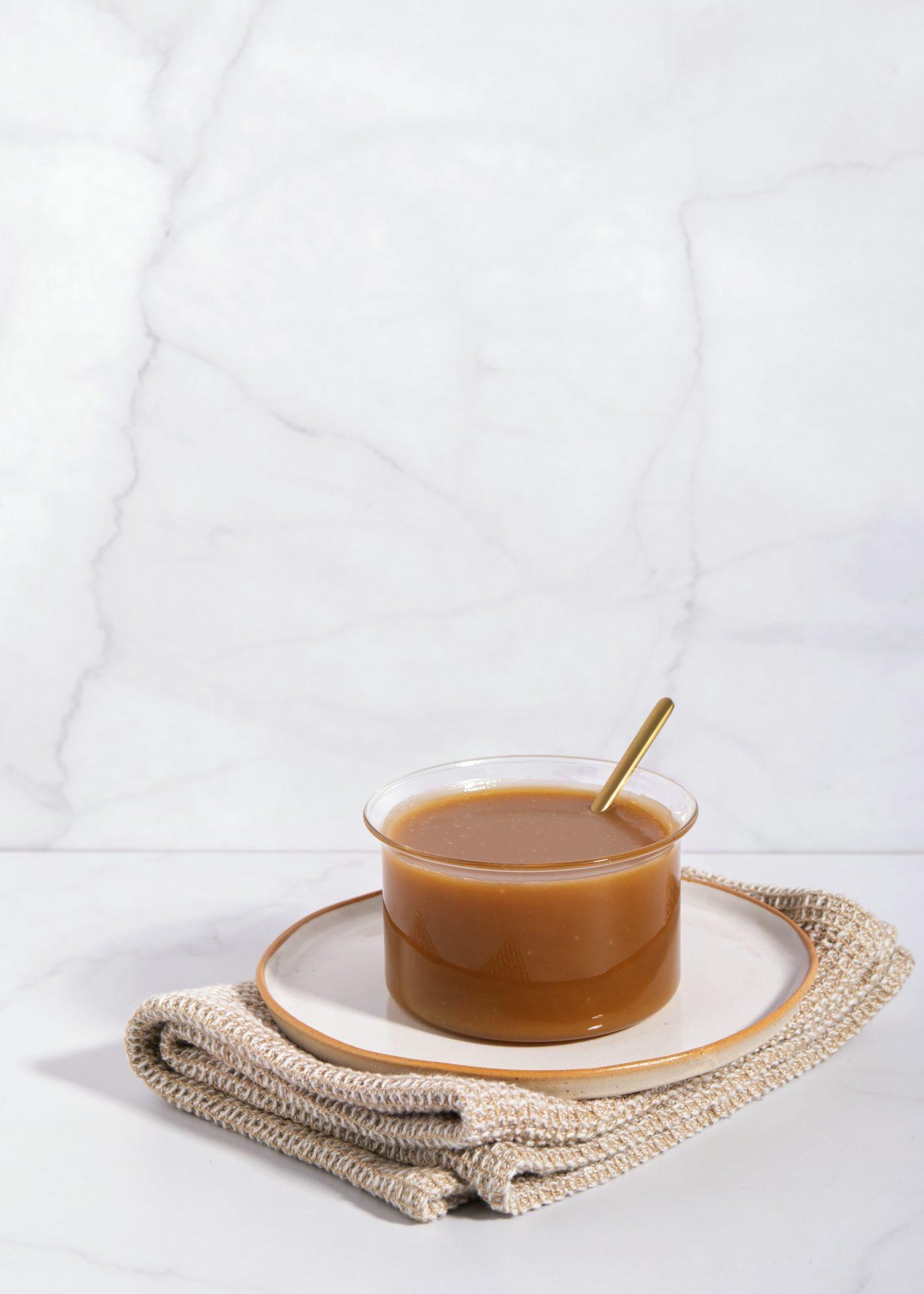 brown sugar caramel - how to make caramel with brown sugar